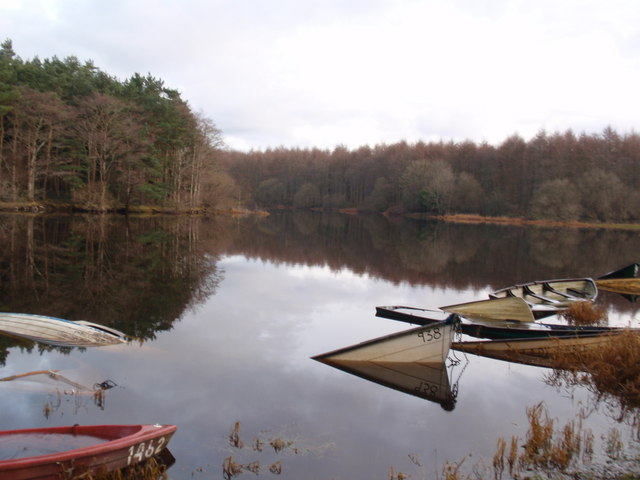 Submerged Boats