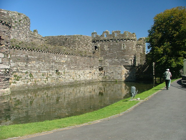 Beaumaris Castle - Anglesey