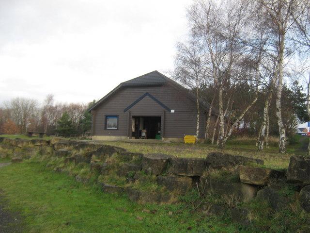 Visitor Centre Billingham Beck Valley Country Park