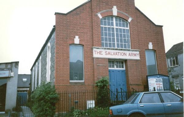Salvation Army, Ashley Down Road