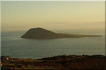 SH1325 : Bardsey island eve of a sunset by David Barlow