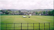 SD6592 : Sedbergh School Playing Fields by John Rostron