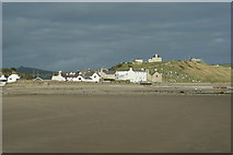 SH1726 : Aberdaron at low tide by David Barlow