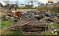 J3874 : Pirrie House site, Belfast by Albert Bridge