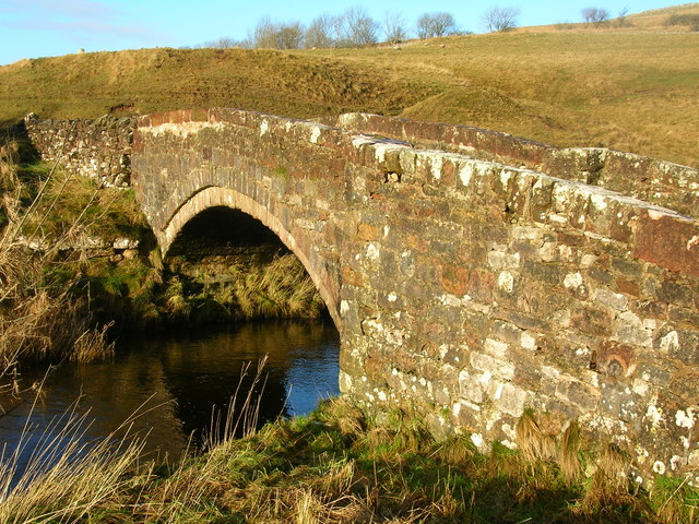 Smardale Bridge over Scandal Beck
