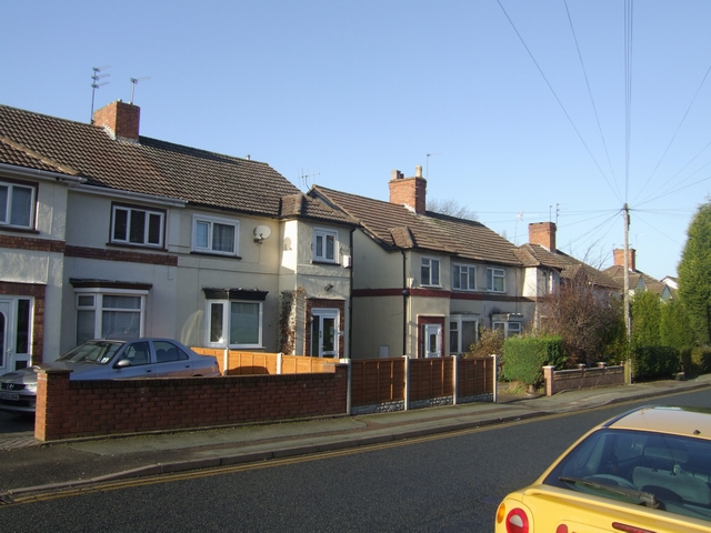 Council/Private Housing - Court Road