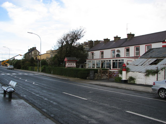 Austies Bar and restaurant, Rosses Point