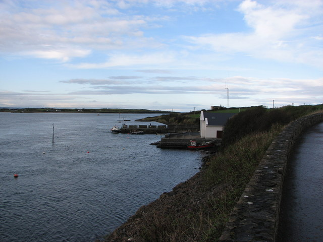 Pier and Lifeboat station, Rosses Point