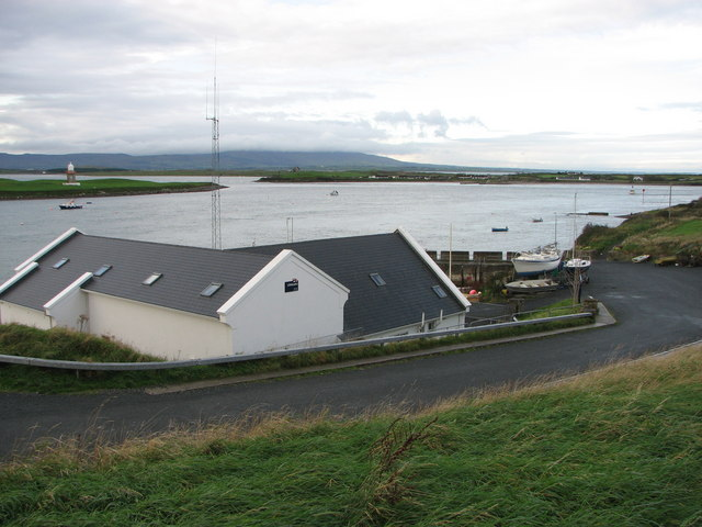 Lifeboat Station, Rosses Point