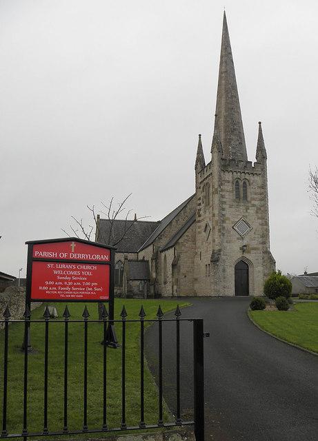 St Luran's Parish Church