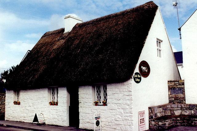 "Cong -  ""Quiet Man""  Cottage Museum"