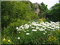 NZ2743 : Garden at Crook Hall by Les Hull