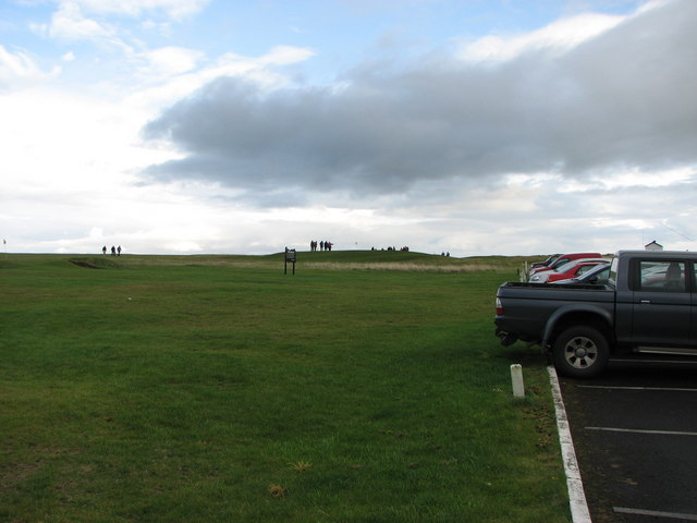 Rosses Point golf course