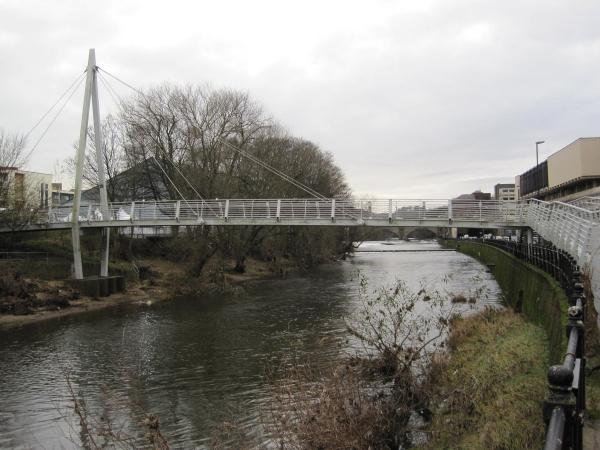 Penny Ferry Bridge, Durham City