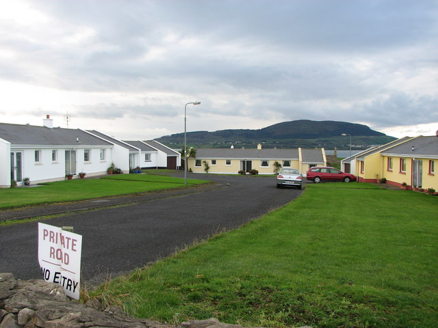 Holiday cottages, Rosses Point