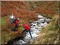 SD6595 : Crossing Bram Rigg Beck by Bill Boaden