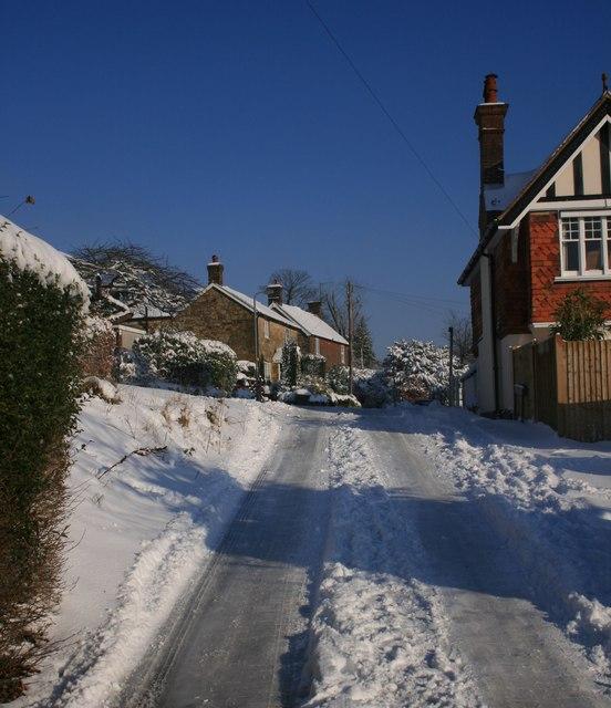 Harlequin Lane, Crowborough