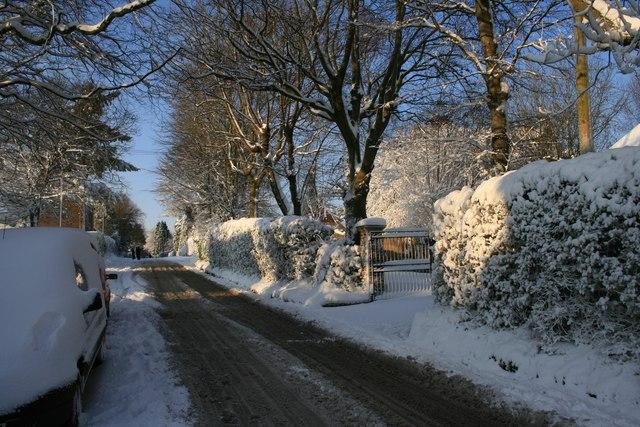 Church Road, Crowborough