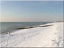 TQ2704 : Hove Beach by Simon Carey