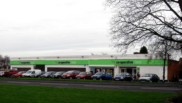 Co-operative Food Store, Donnington, Telford