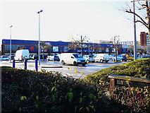 SU1584 : The Range, Fleming Way, Swindon by Brian Robert Marshall