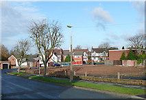 SO9096 : Site of former Battle of Britain, Penn, Wolverhampton by Roger  Kidd