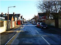 SU1584 : Plymouth Street, Swindon by Brian Robert Marshall