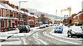 J3674 : December snow, Belfast 2009-6 by Albert Bridge