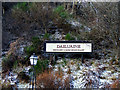 NJ2341 : Dailuaine Distillery by Ann Harrison