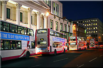 J3374 : Buses, Belfast by Rossographer
