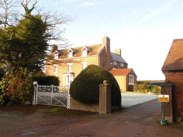 Eyton upon the Weald Moors: Eyton House