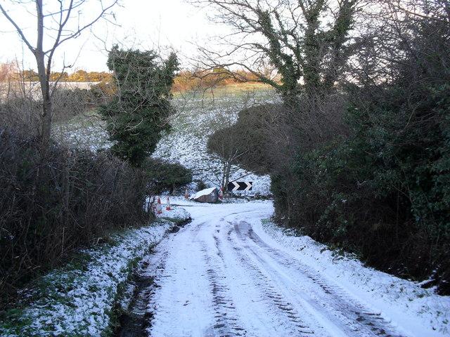 Knockany Road, Ballycarngannon