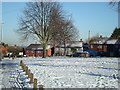 TQ4668 : Clarendon Green, St Paul's Cray by Stacey Harris