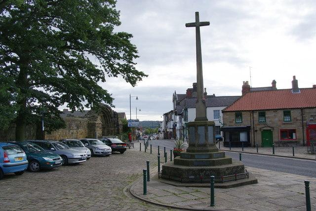 War Memorial, Guisborough