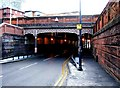 SP0686 : Canal bridge over Holliday Street, looking southwest by P L Chadwick