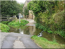 TF0117 : Ford, Church Lane, Little Bytham by Stephen Armstrong