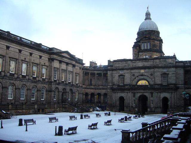 Old College quadrangle