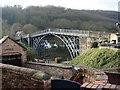 SJ6703 : The Iron Bridge by Bill Henderson