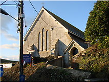 SW9980 : St  Peter's Church, Port Isaac by Bill Henderson