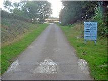 SK4565 : Entrance to Hardwick Hall by Trevor Rickard