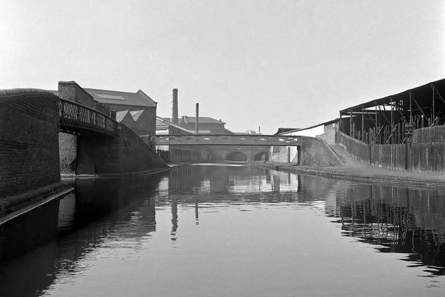 The start of the BCN Main Line, 1960