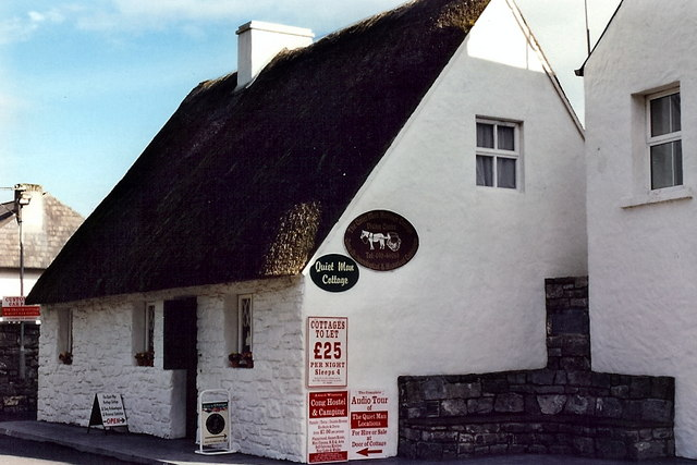 """Cong - """"The Quiet Man"""" Cottage Museum"""