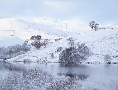 NN9903 : Castlehill Reservoir by James T M Towill