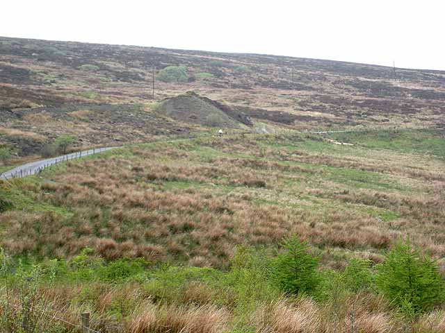Hillside at Aghabehy