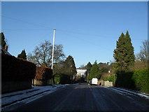 SU9948 : Approaching the junction of  Tilehouse Road and Pilgrims Way by Basher Eyre
