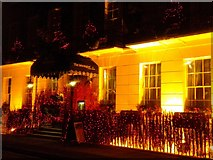 TQ3081 : Entrance to The Montague on the Garden, Montague Street WC1 by Robin Sones