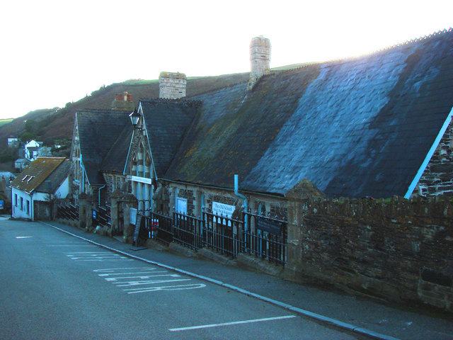 The Old School House, Port Isaac
