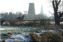 SK8770 : Wintry scene in Harby by Richard Croft