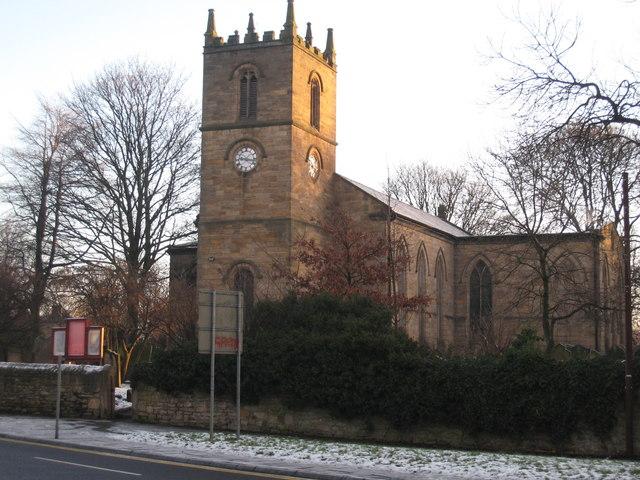 St Mary's Church, Heworth