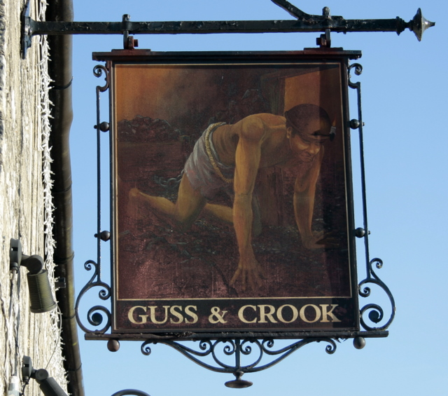 """2009 : Sign of the """"Guss ..."""